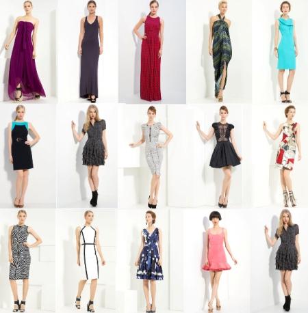 Модные платья в москве фото